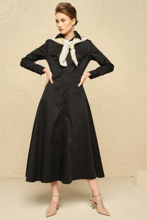 BERRENstudio Basic Elbise - Thumbnail