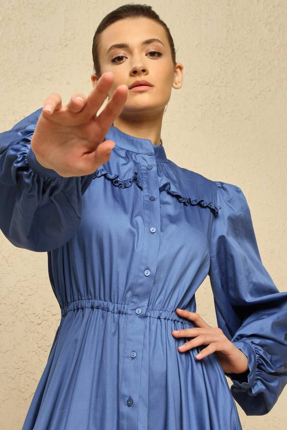 BERRENstudio Kross Elbise