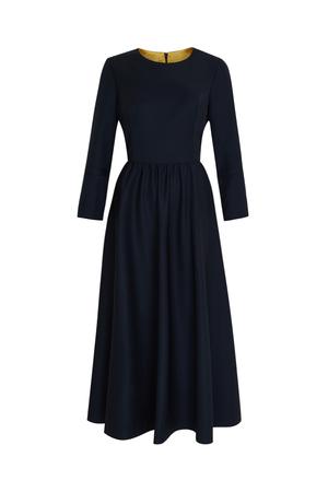BERRENstudio - BERRENstudio Kadın Kol Detaylı Elbise